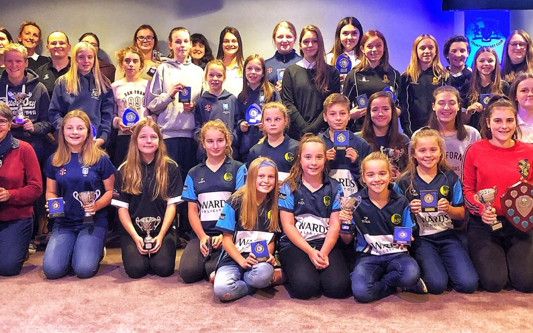 Women and Girls Presentation Evening: Outstanding teams and individuals recognised