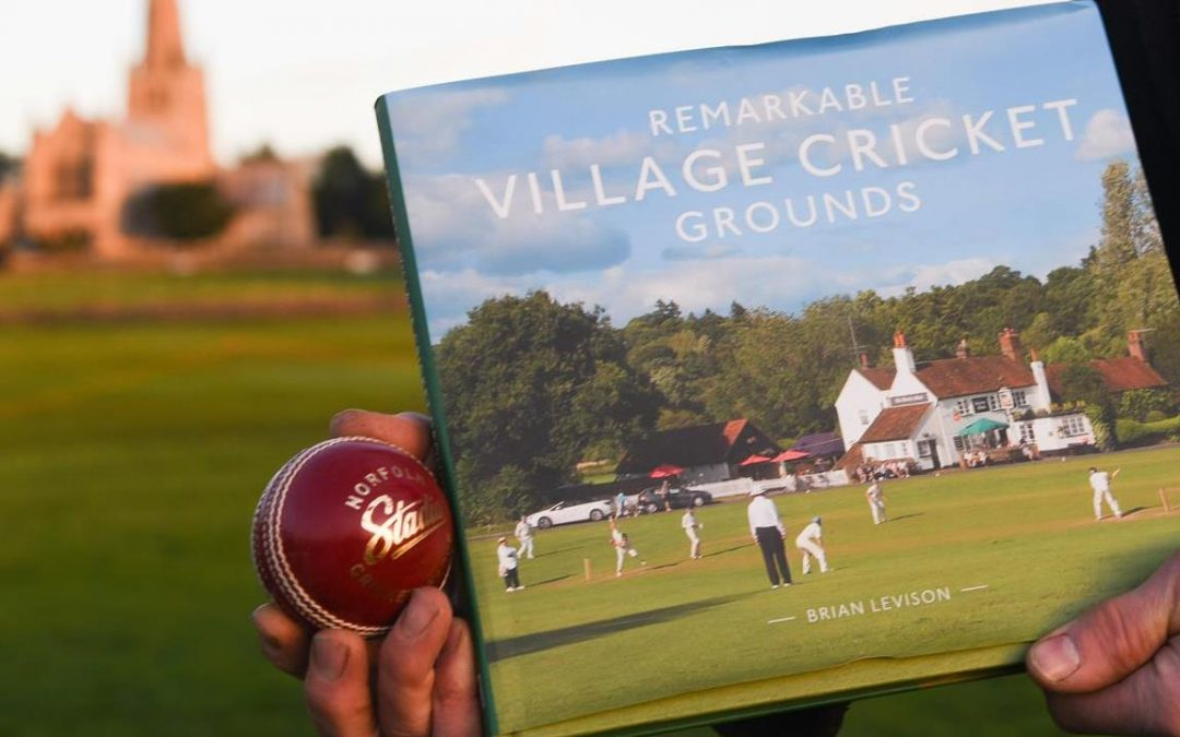 Six Glos grounds feature in book on UK's most picturesque pitches