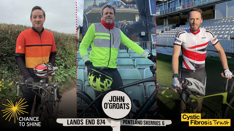JOGLE – Donate a pint and say Cheers to Stu!
