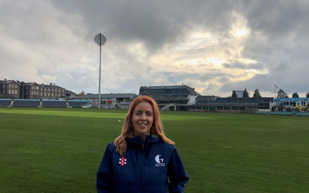 Charles-Price appointed as Women's and Girls' Development Officer