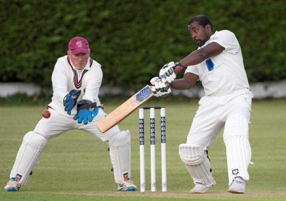 Gloucestershire Over 50s aiming for place in last eight