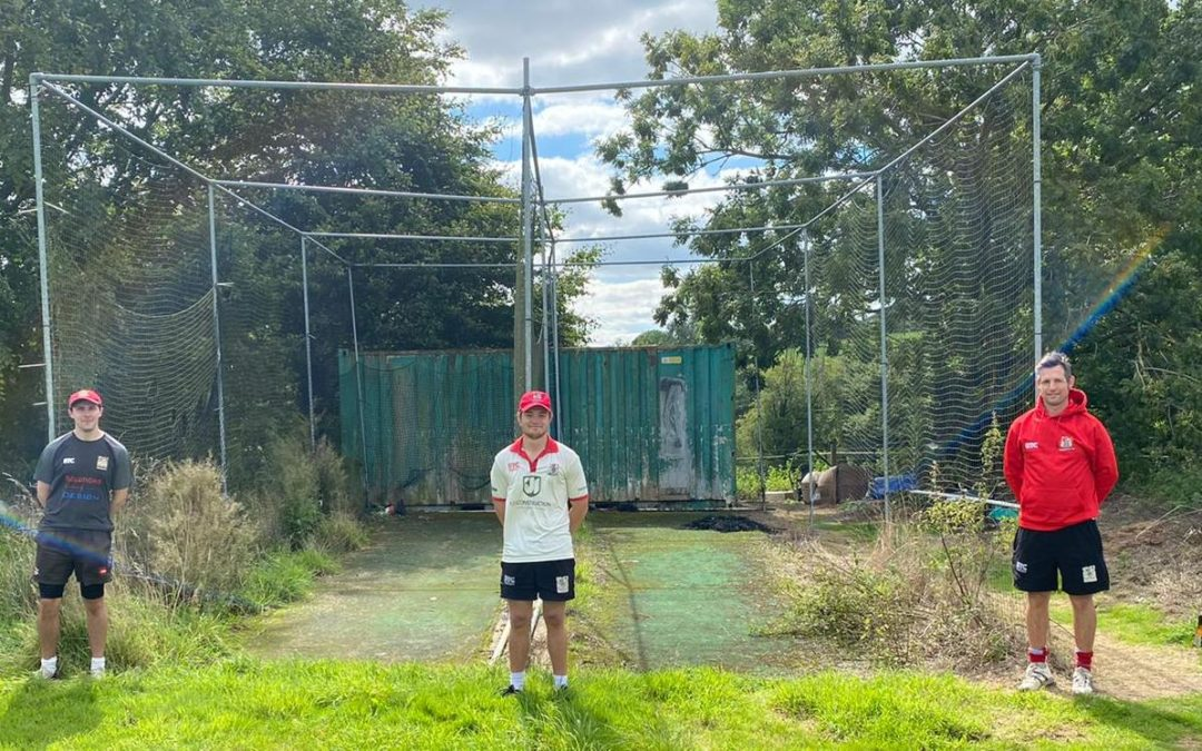 Painswick players raising money for new nets with walk to Lord's