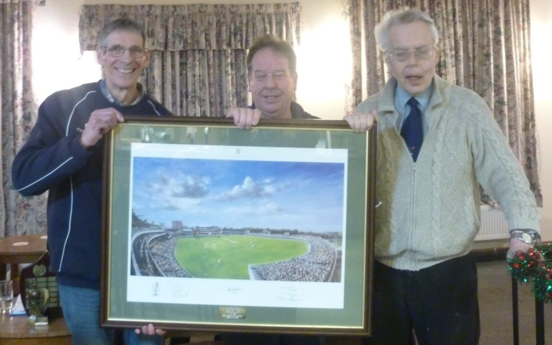 Tributes paid to Bristol cricket stalwart Phil Bush