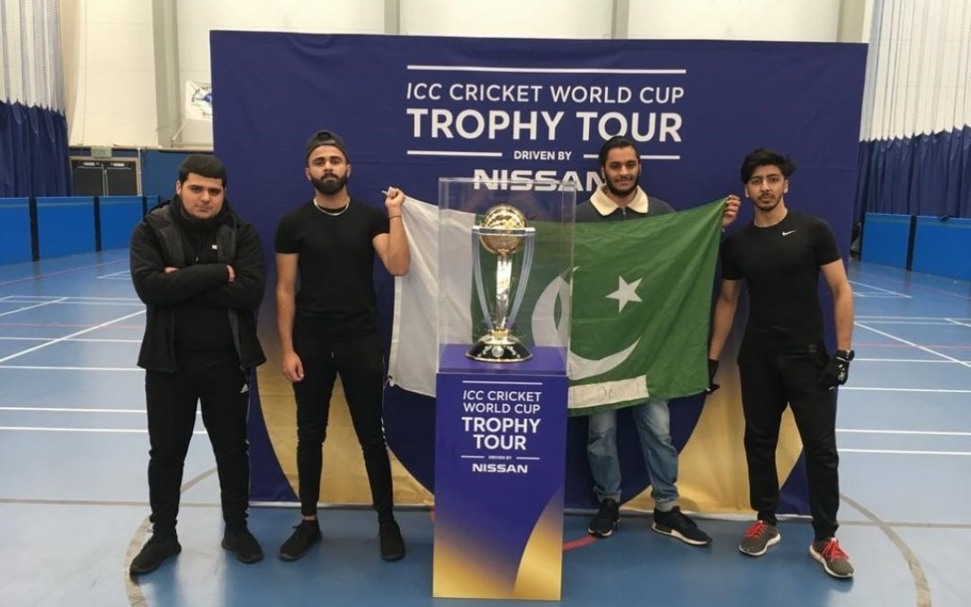 World Cup excitement builds after trophy tour weekend
