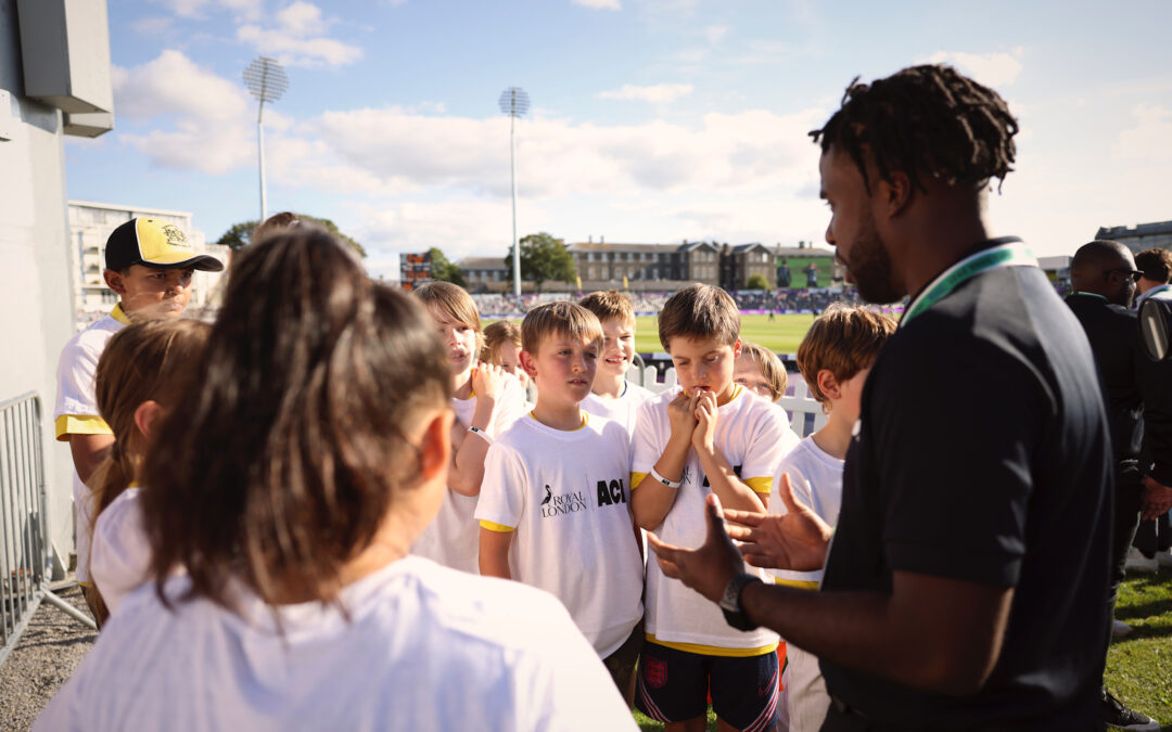Free cricket sessions for Bristol youngsters!