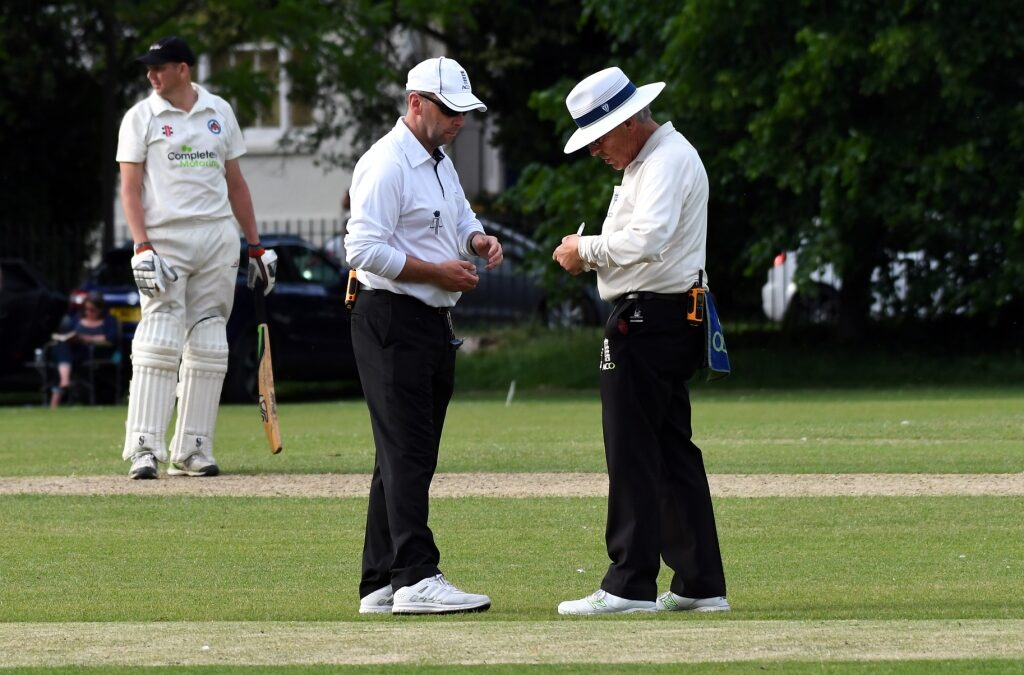 Mentoring initiative boosts umpire numbers across Gloucestershire