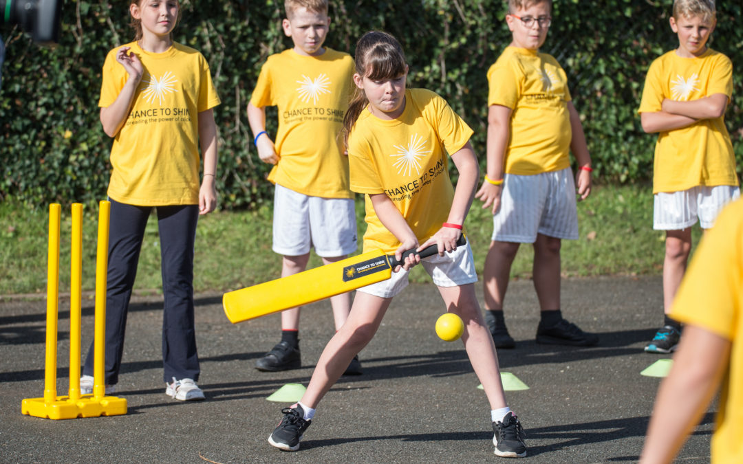 Chance to Shine – keeping kids active at home and at school