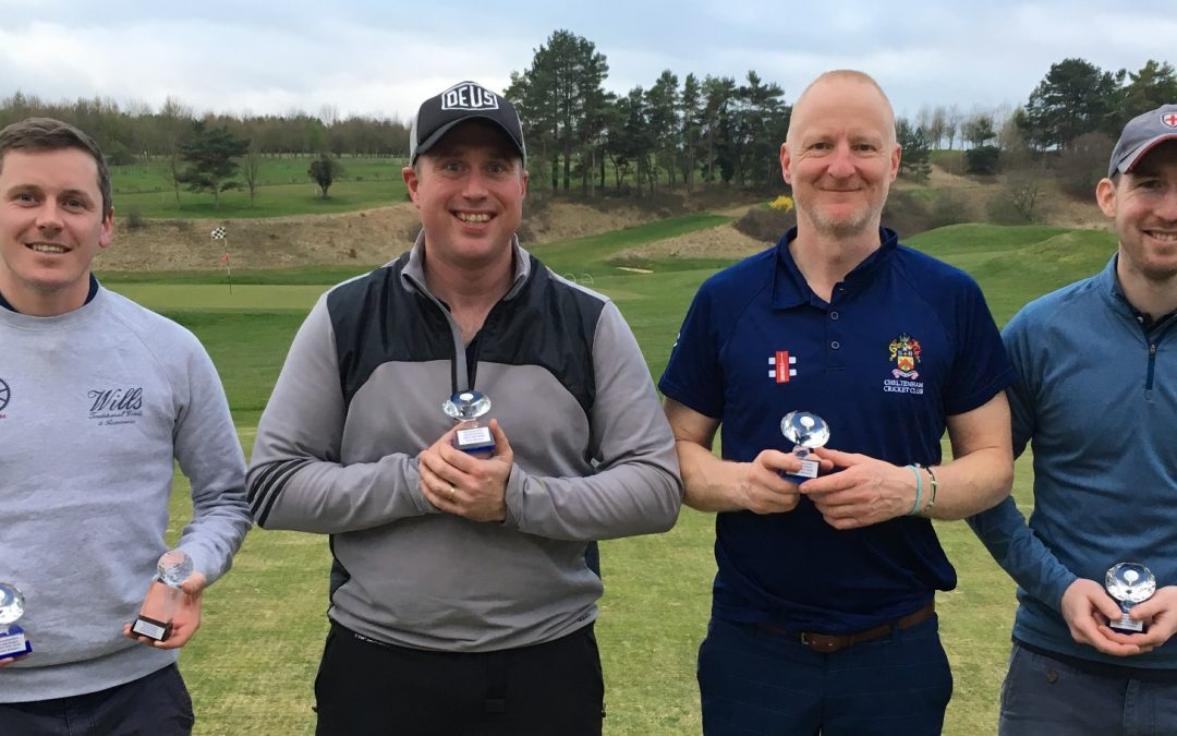 2019 GCB Golf Day raises £4k – with video