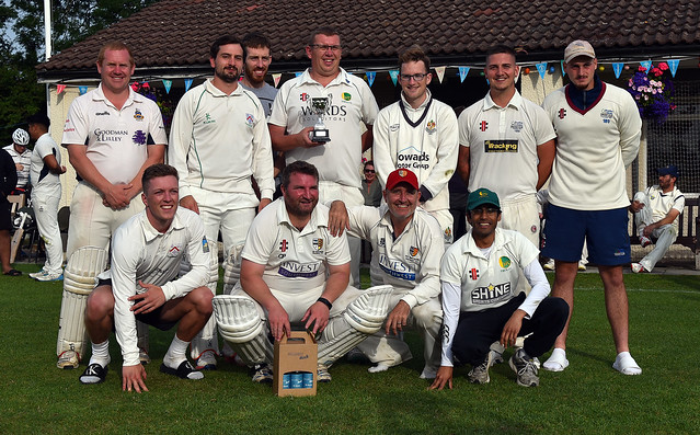 Bristol & District seal exciting GCB Challenge Trophy victory