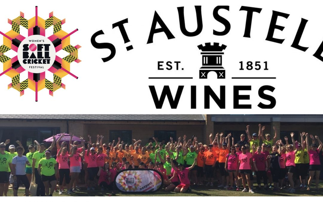St Austell Wines will add sparkle to Women's Softball Festivals