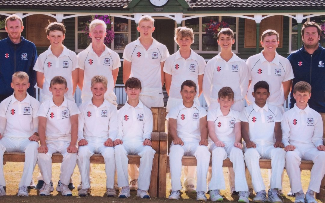 U14 boys retain Taunton title