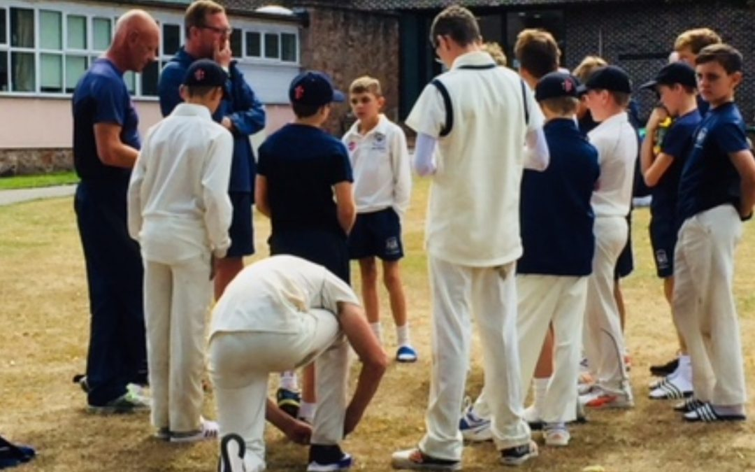 U12s narrowly miss out on Taunton title