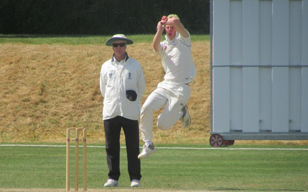 7 for Gilderson as Glos U14 beat Hants